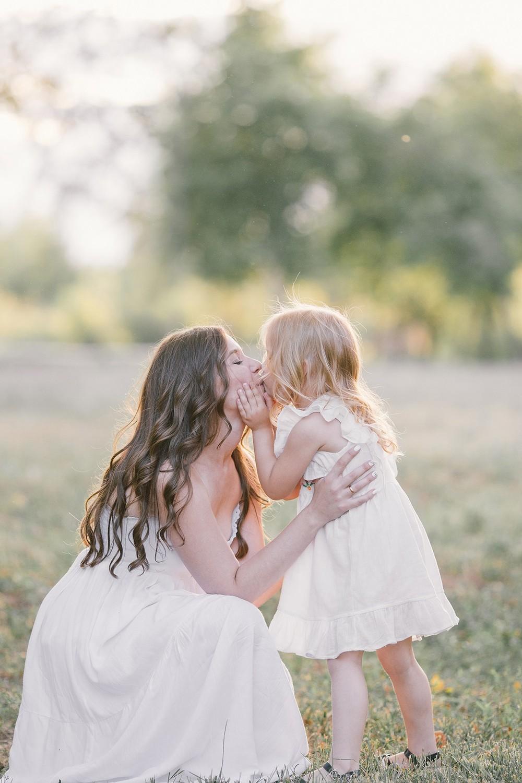 Олеся и дочки