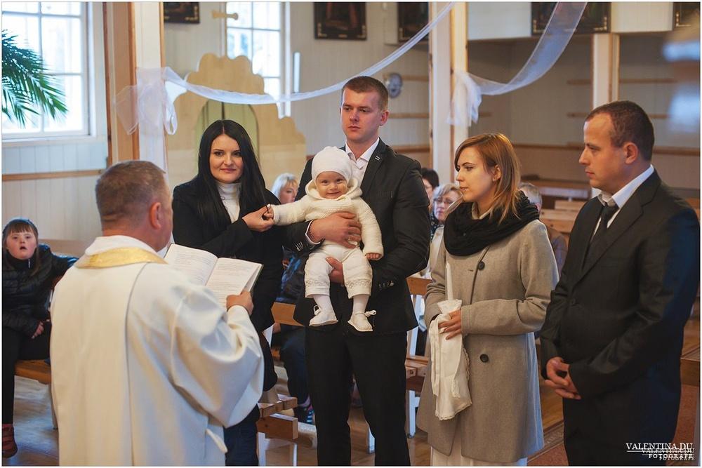 Domo krikštas