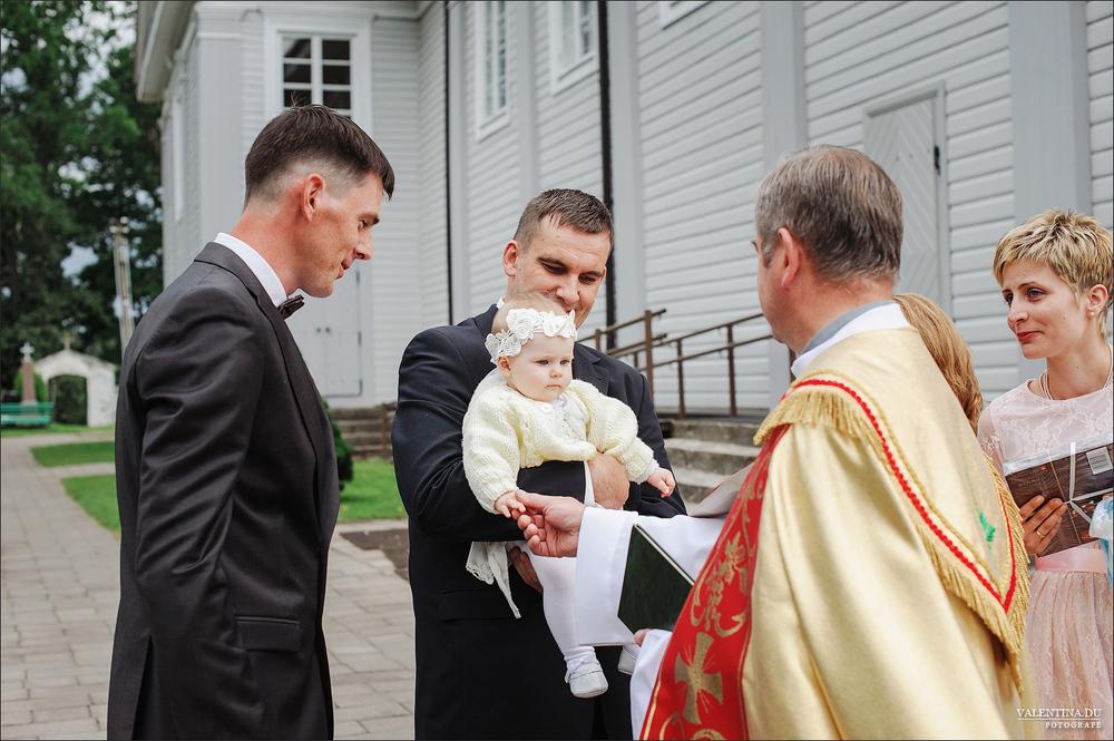 Ainės krikštas