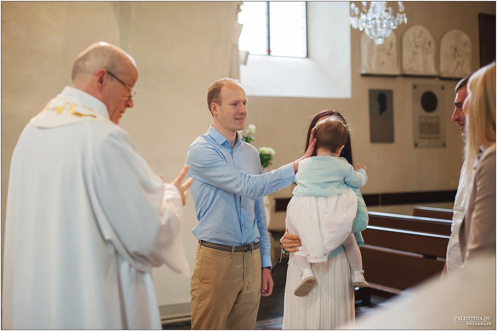 Kamilės krikštas
