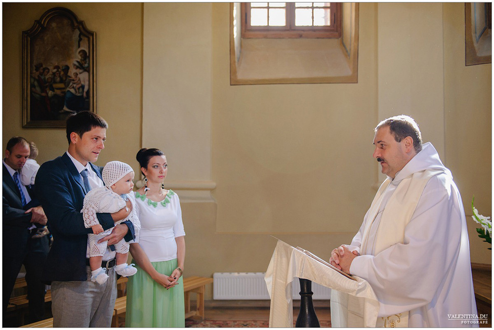 Dominyko krikštas