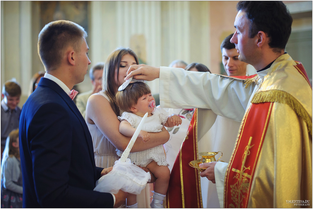 Rugilės krikštas