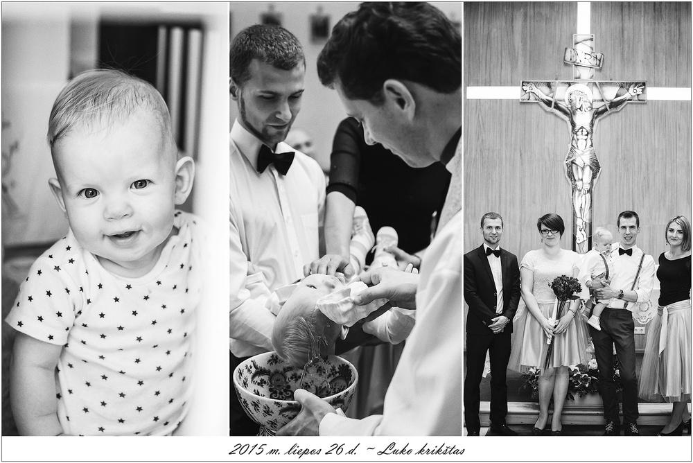 Luko krikštas