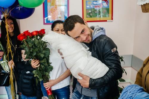 Сергей и Азиза