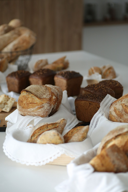 Хлеб на закваске 26.08.2017