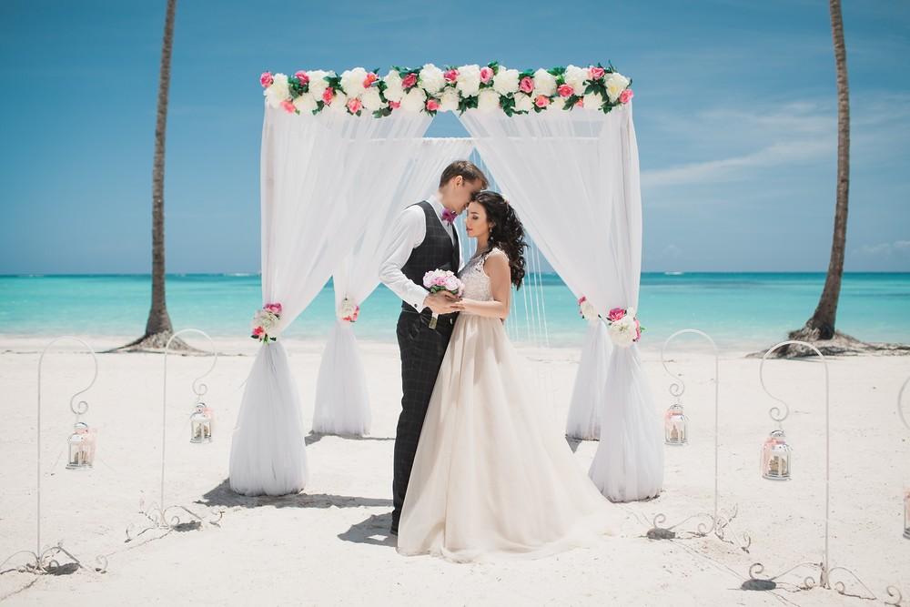Свадьба в Доминикане Кап Кана