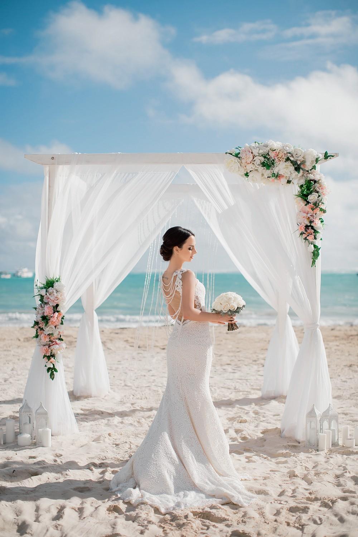 Свадьба пляж Баунти