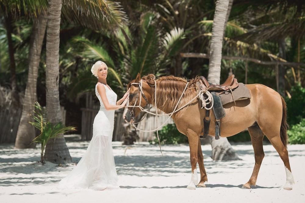 Свадьба в Доминикане на приватном пляже