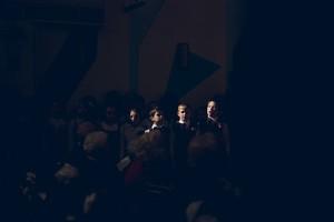 Праздничный концерт ко Дню Победы в гимназии 1544