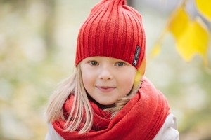 Золотая осень Полинки