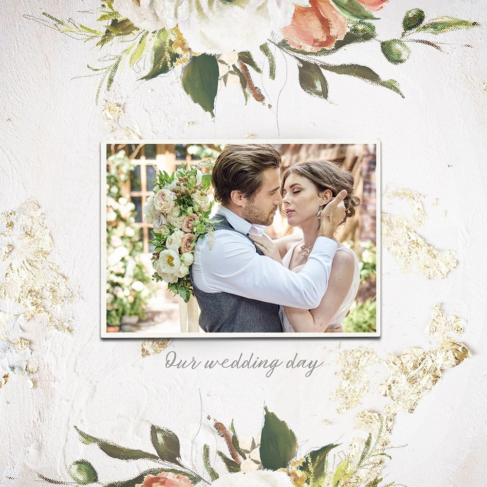 Sweet memories. Wedding