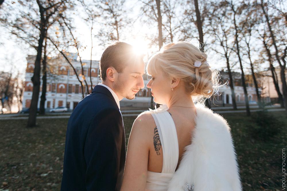 Аня и Александр (ноябрь '15)