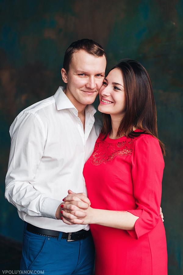 Настя и Валерий (Санкт-Петербург, декабрь '15)