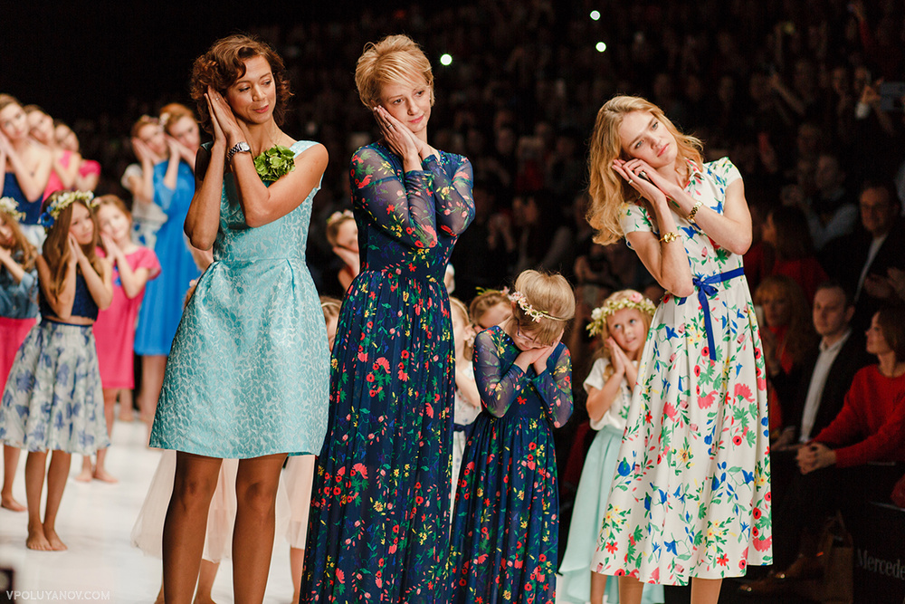Mercedes Benz Moscow Fashion Week // Season 31 (21.10.2015-25.10.2015)