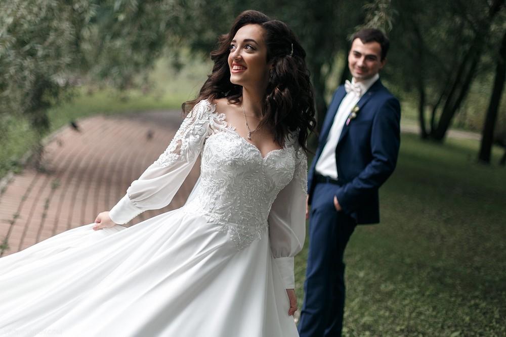 Илана и Кирилл (август '16, Москва)