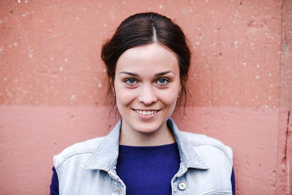 Оля (август '14)