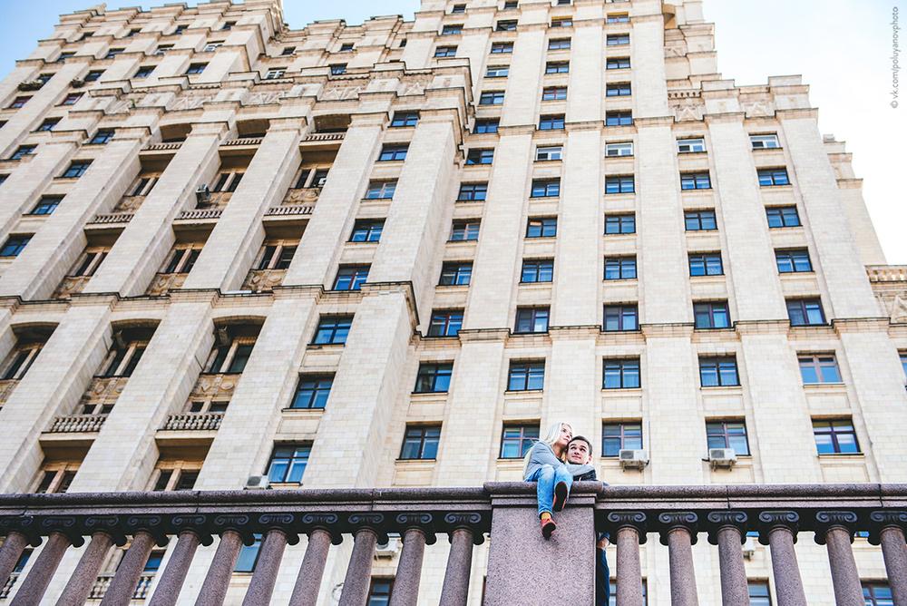 Настя + Вадим (Москва, сентябрь '14)