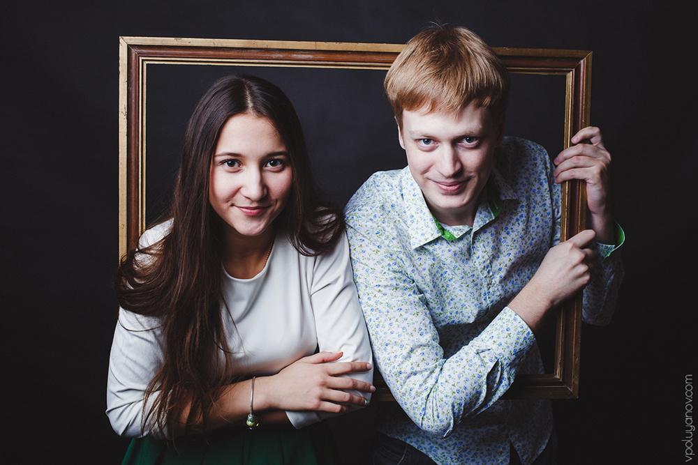 Лиля и Василий (апрель '15)