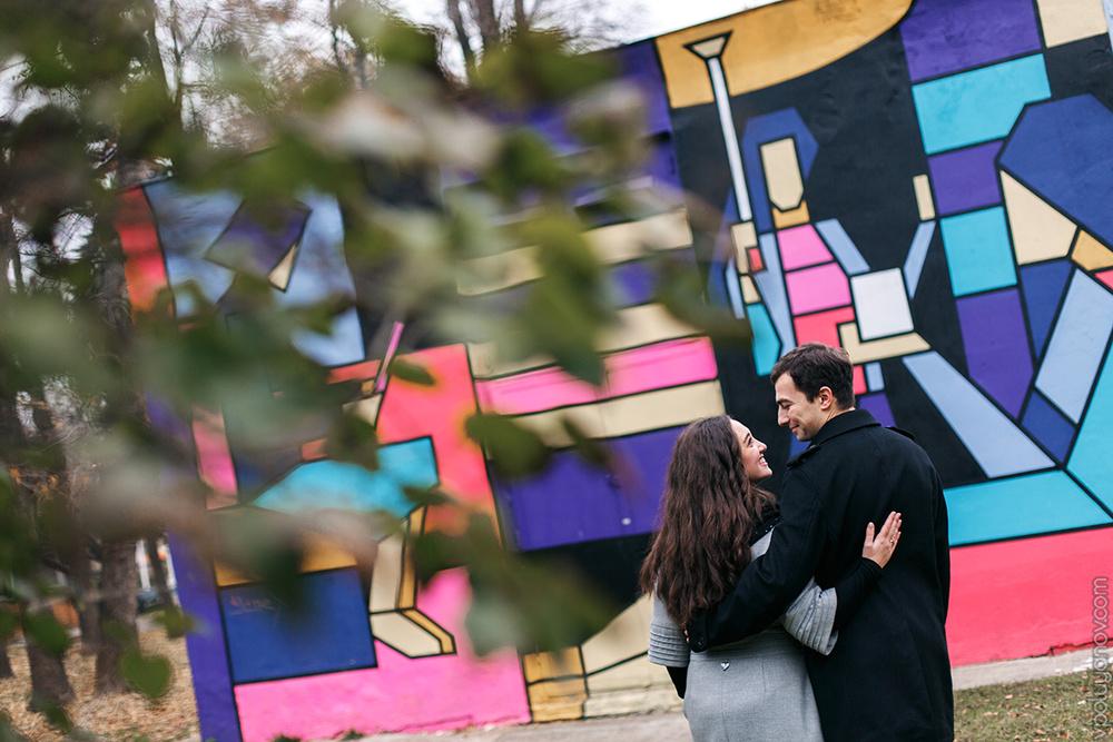 Илана и Кирилл (Москва, октябрь '15)