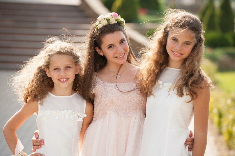 Катюша и подружки на свадьбе 1.08.2014