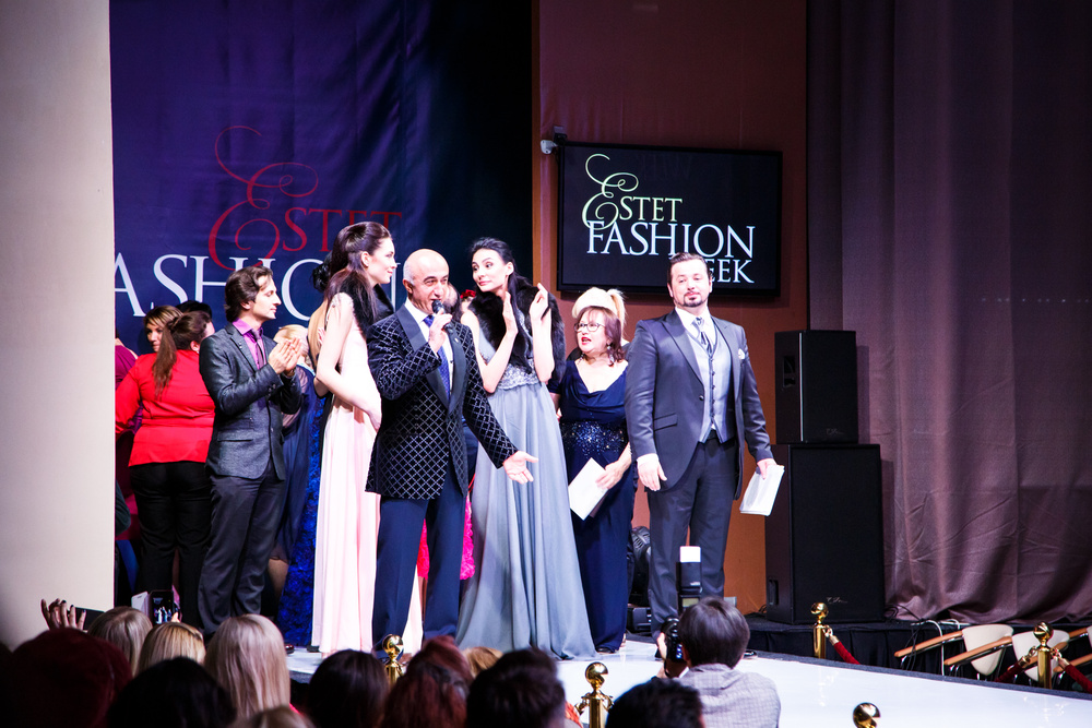 Estet Fashion Week (Ноябрь, 2014)