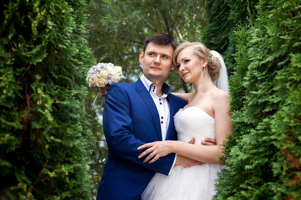Аня и Лёня