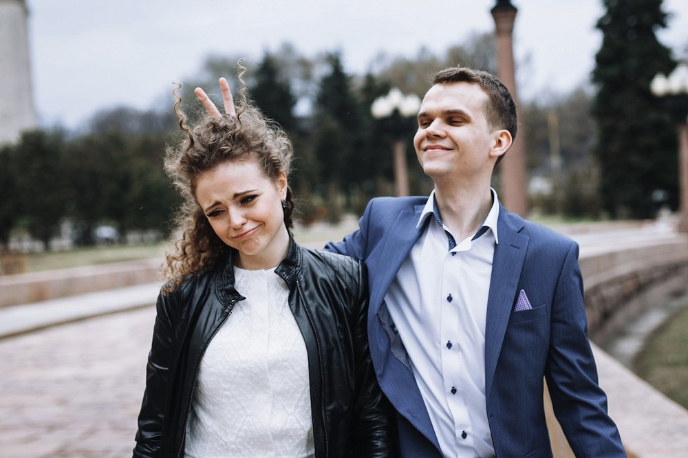 Руслан и Аня