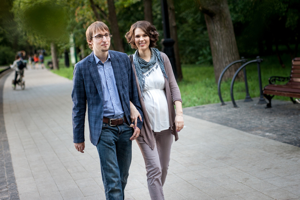 Аня и Паша