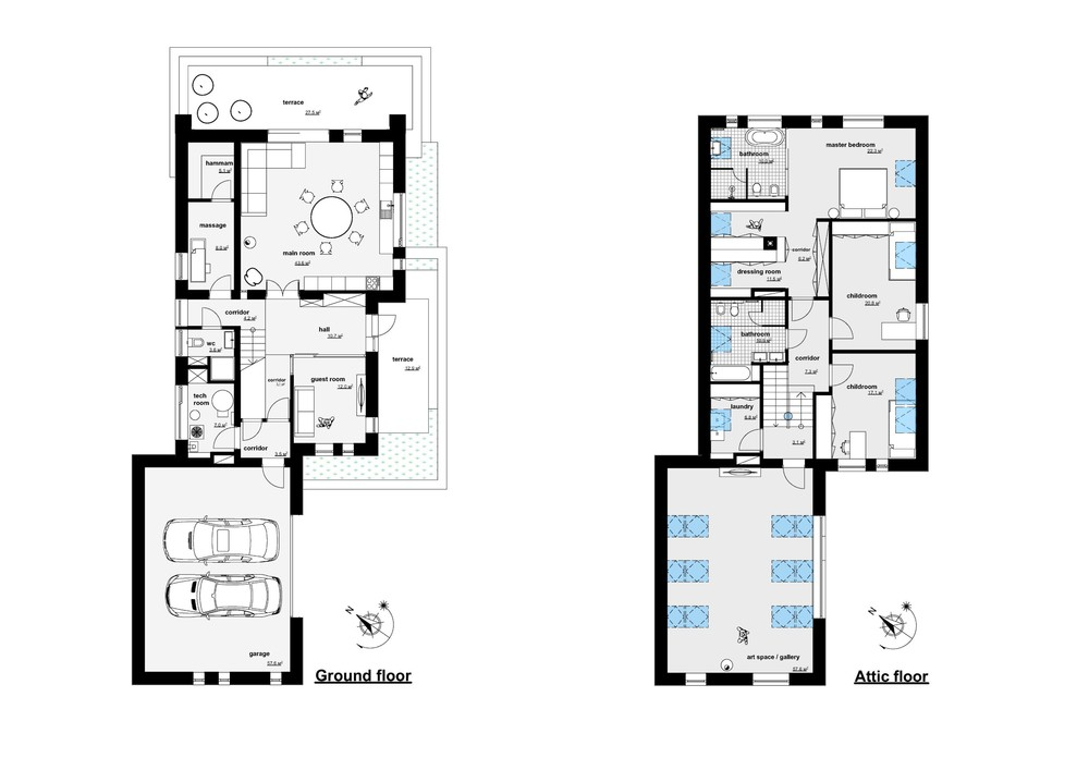 Active House. The 2nd