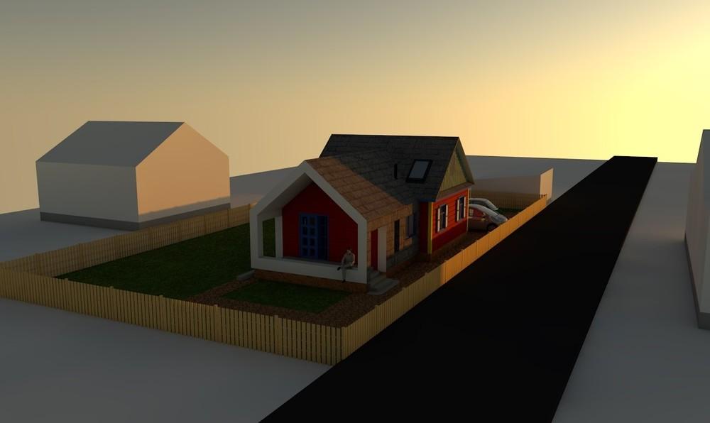 Active House Renovation #2