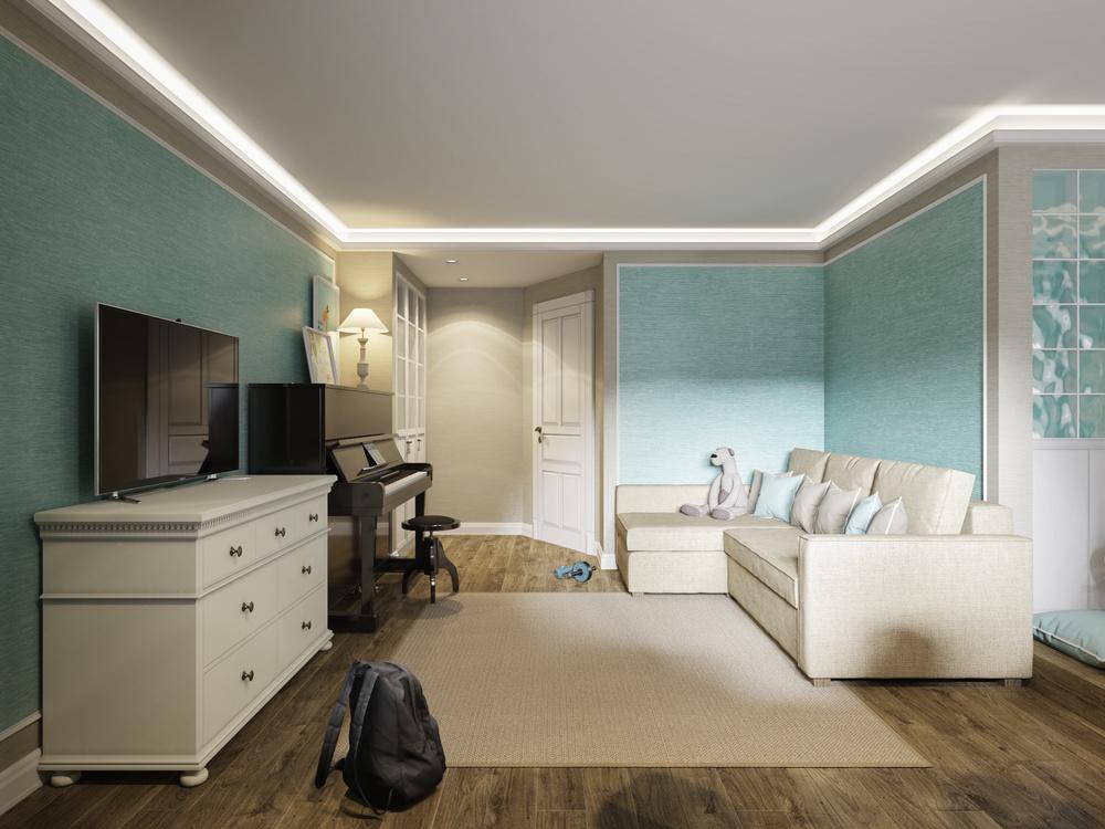 Квартира в Рощино.