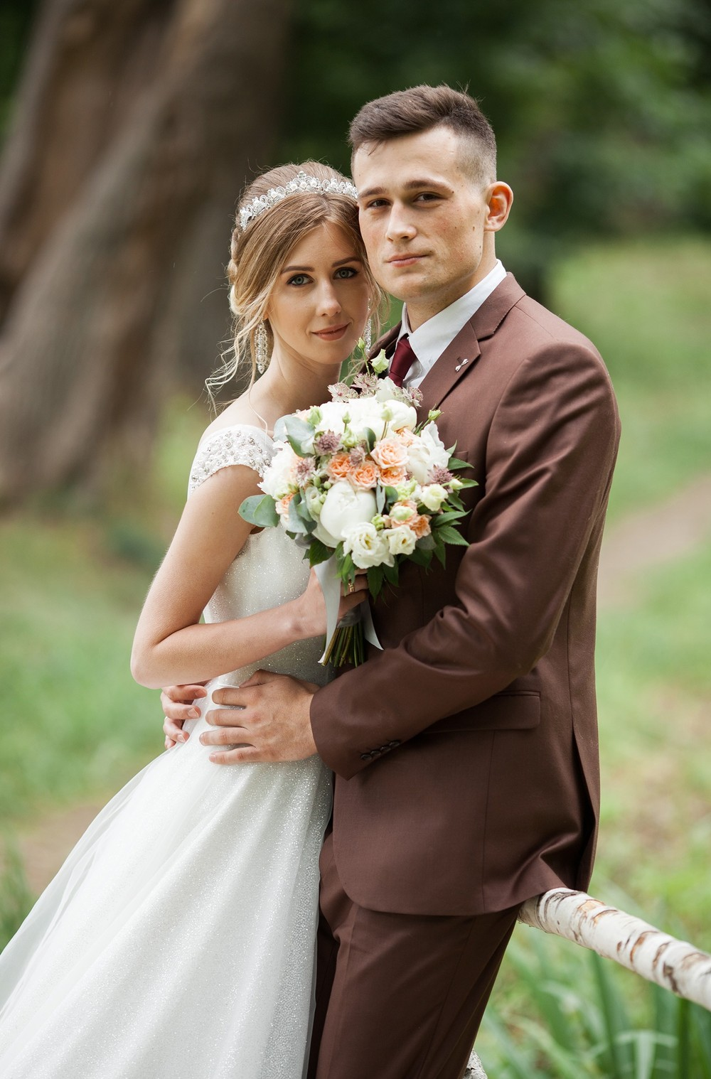Павел и Анастасия