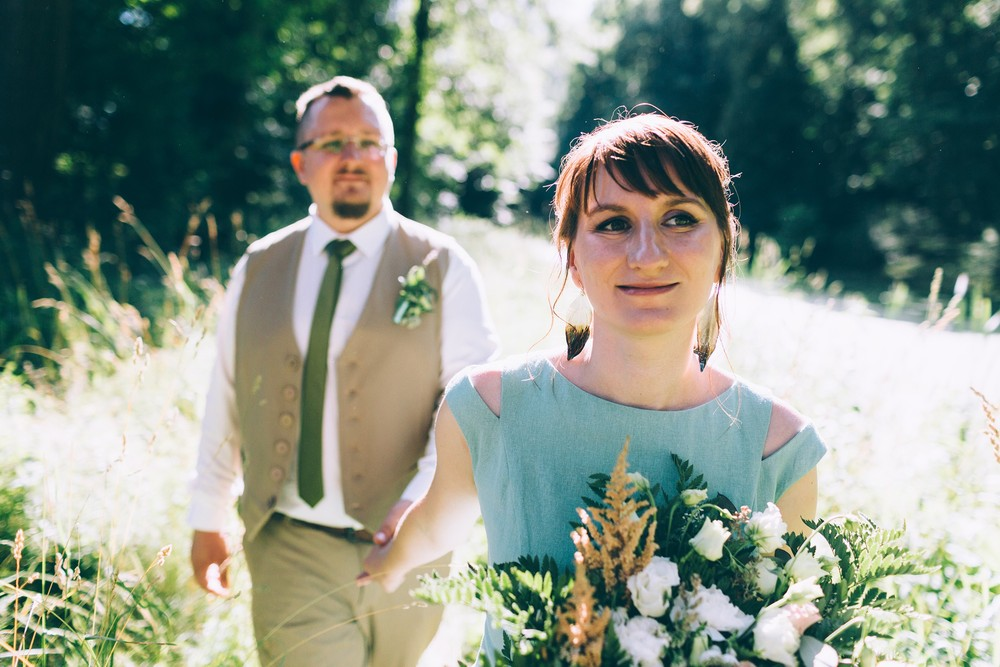 Ольга и Алексей