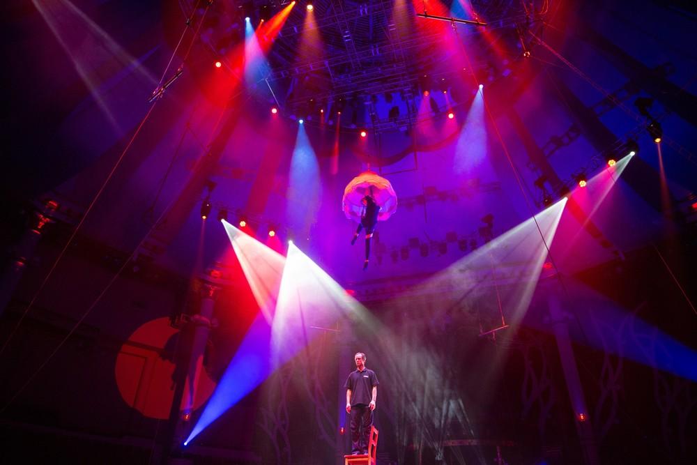 Цирк Никулина. Закулисье