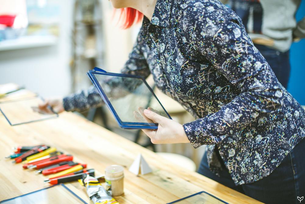 Work Shop Дины Биленко