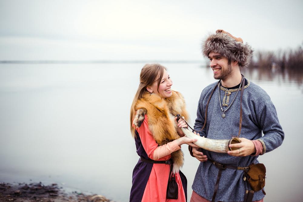 Анна + Егор