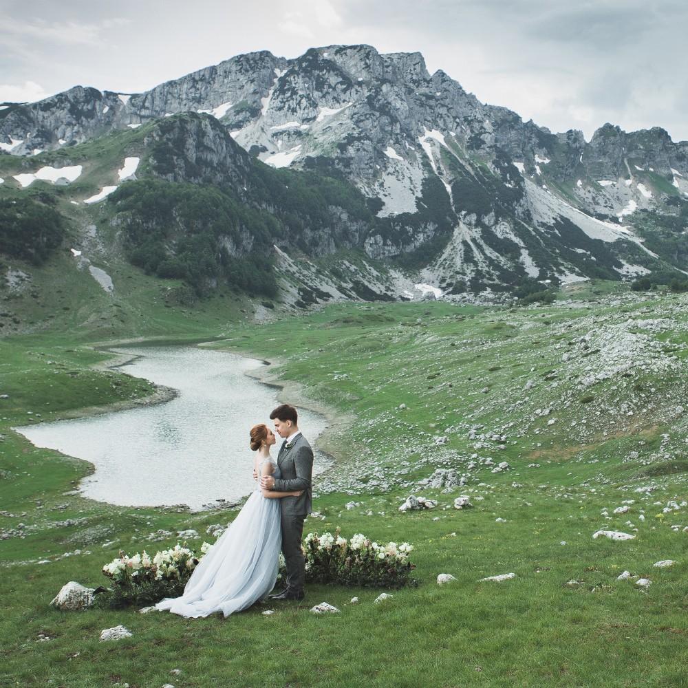 Свадебная фотосессия в Черногория