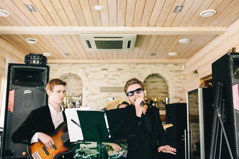 Саша и Илья
