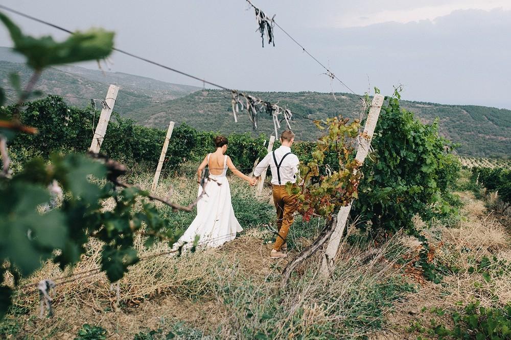 Ваня и Юля в Крыму