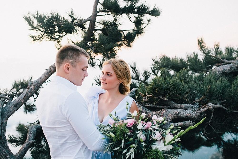 Катя и Максим в Крыму