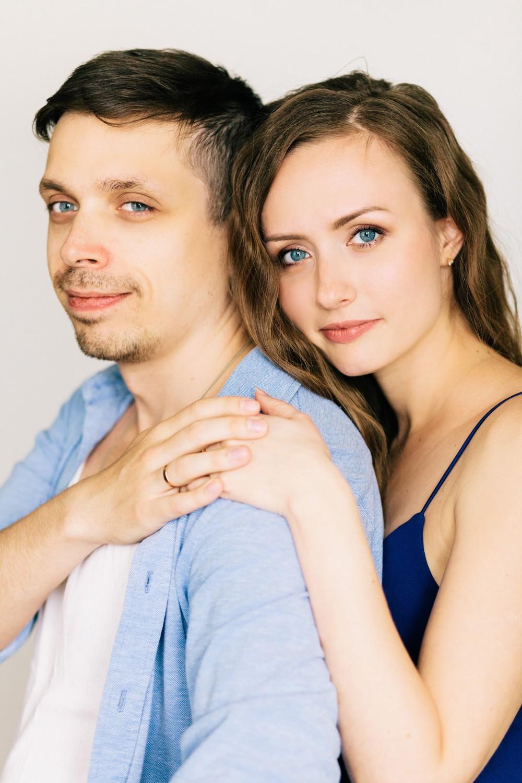 Вова и Таня