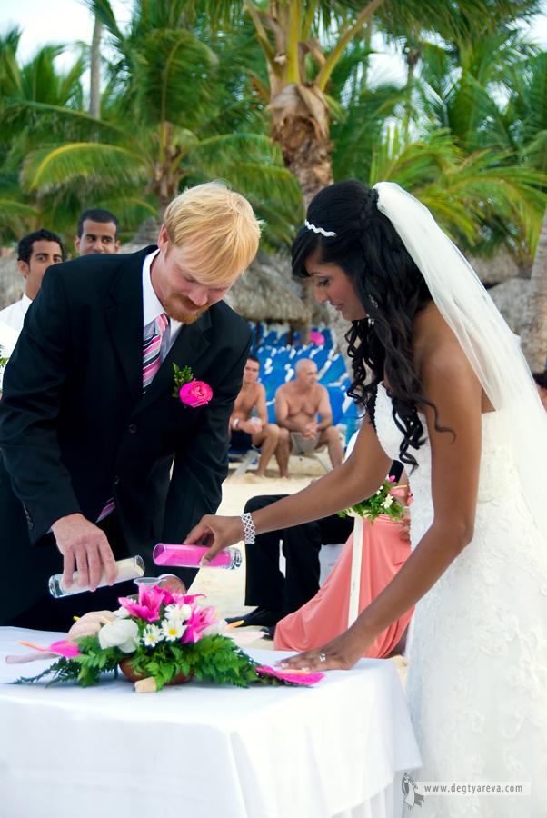 Свадьбы за границей