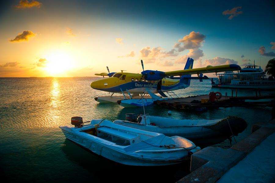 Мальдивы / о.Куреду
