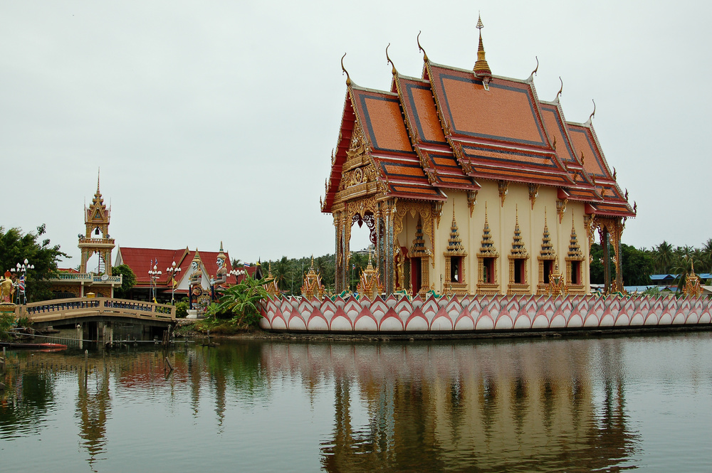 Тайланд / Бангкок - Самуи