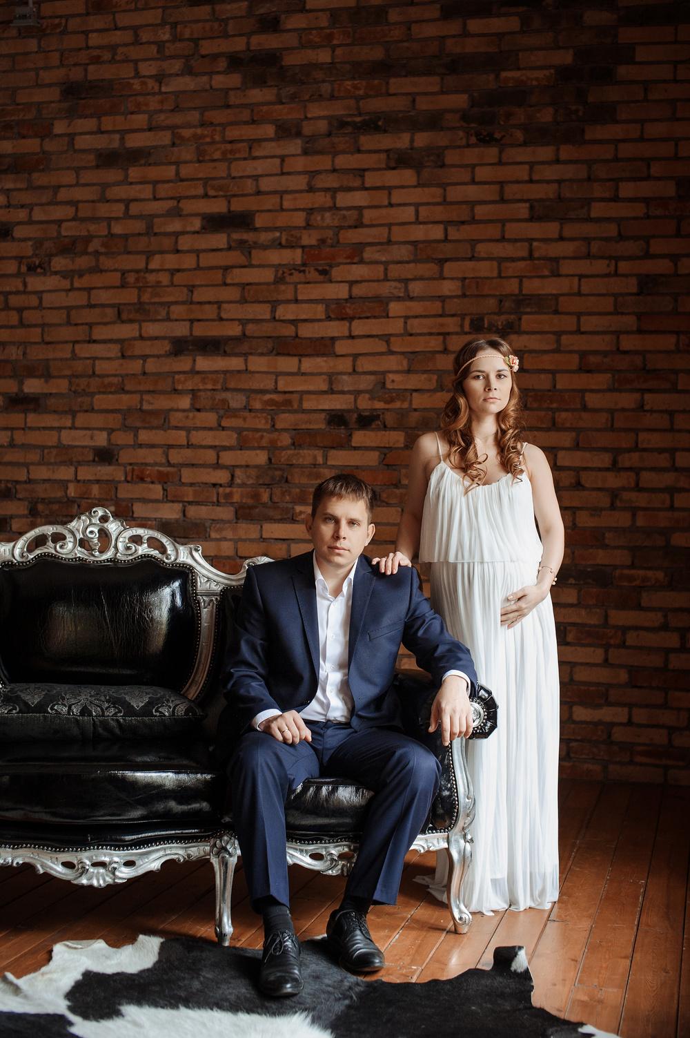 Евгения и Александр
