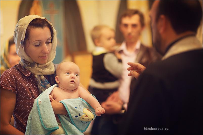 Крещение на Воробьевых горах
