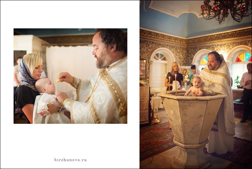 Крещение. Переделкино