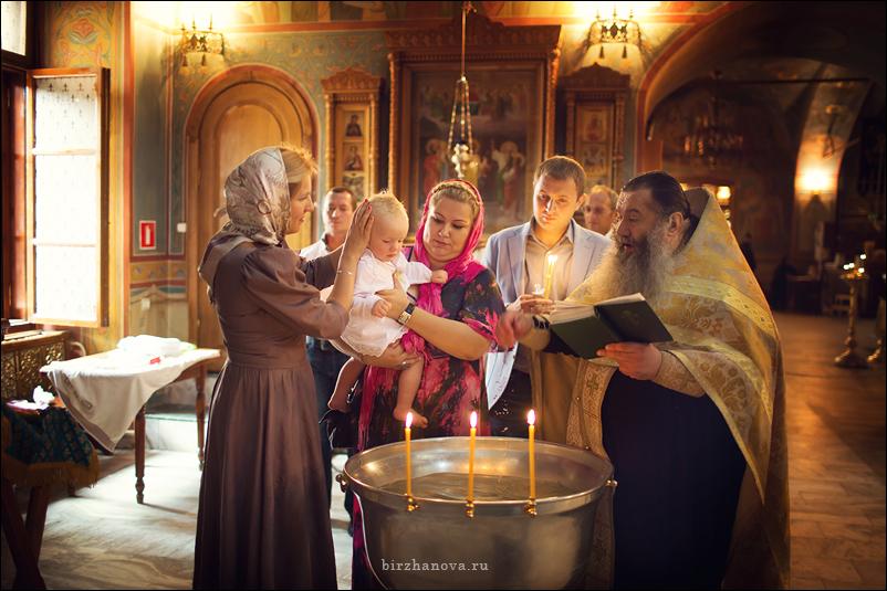 Крещение. Храм первоверховных апостолов Петра и Павла в Ясенево