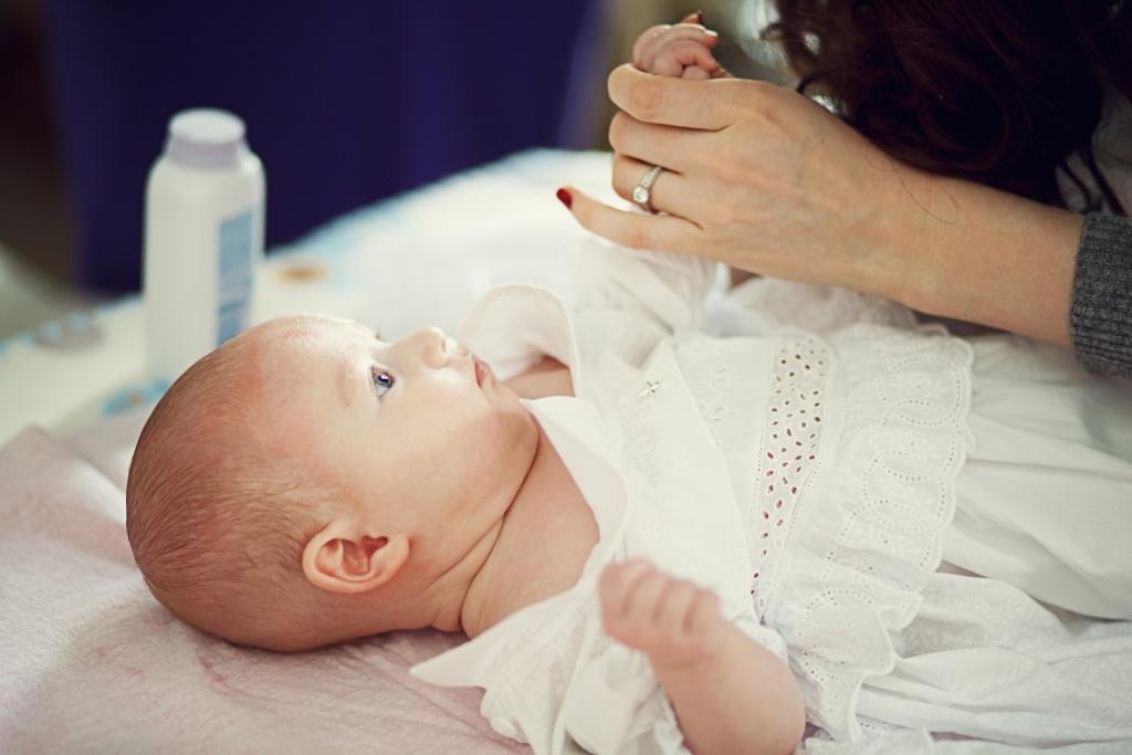 Портфолио - Крещение - Фото крещения. Фотограф на крещение в Москве.