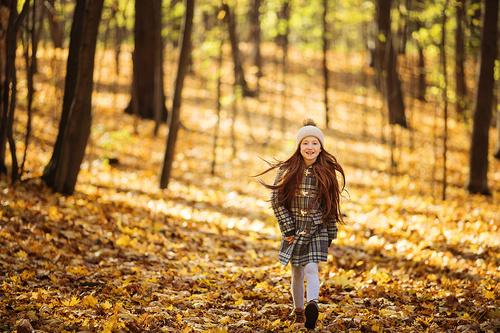 Эмилия. Осень в Москве